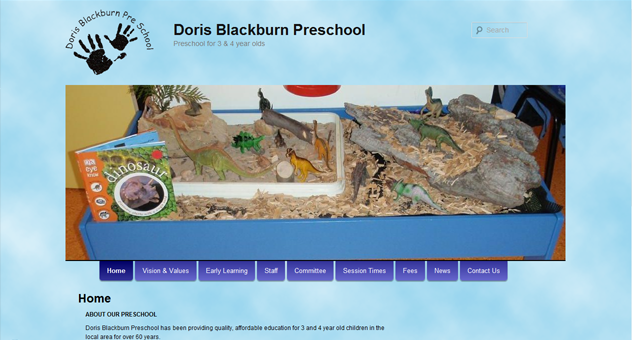 Doris Blackburn Preschool