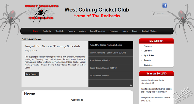 West Coburg Cricket Club