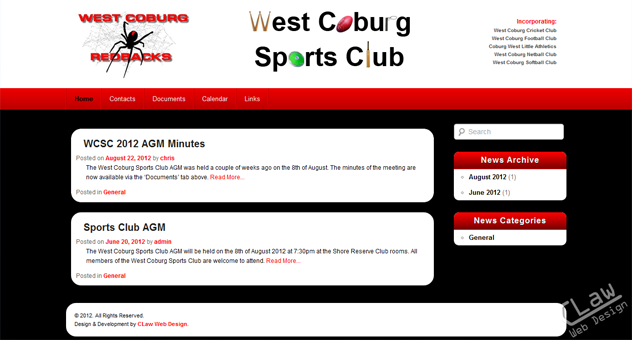 West Coburg Sports Club